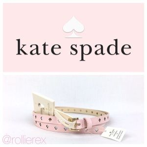 Kate Spade Cut Out Belt